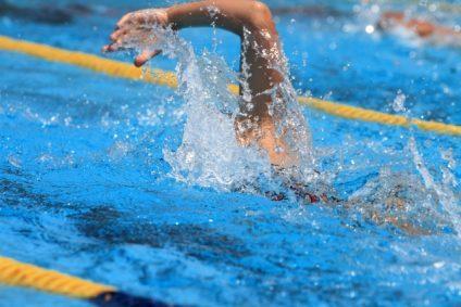 水泳クロール